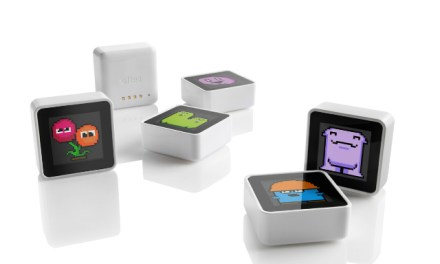 Sifteo Cubes Intelligent Game System