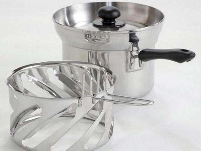 Watanabe Self-stirring Pot