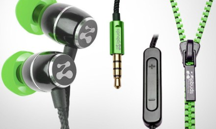 Zipbuds Fresh Earphones