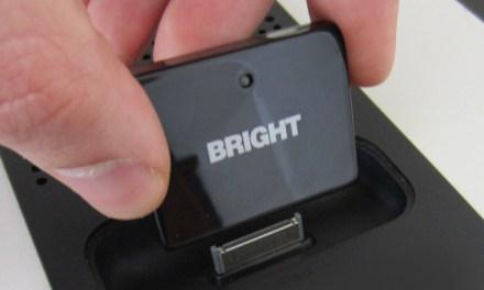 BrightPlay iPhone Bluetooth Adapter
