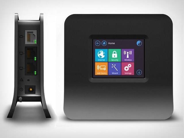 Securifi Almond Router + Range Extender