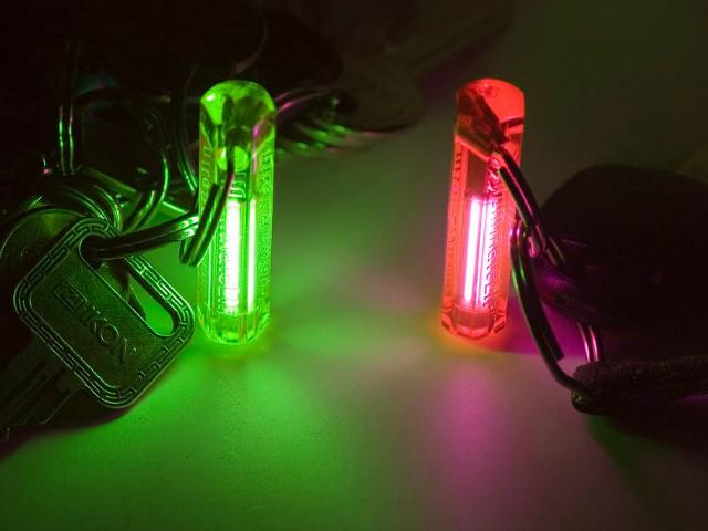 Nite Glowring Keyring