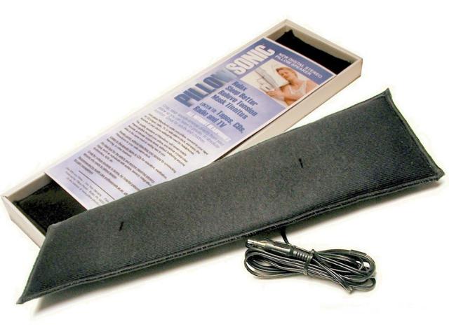 Pillowsonic Stereo Pillow Speaker