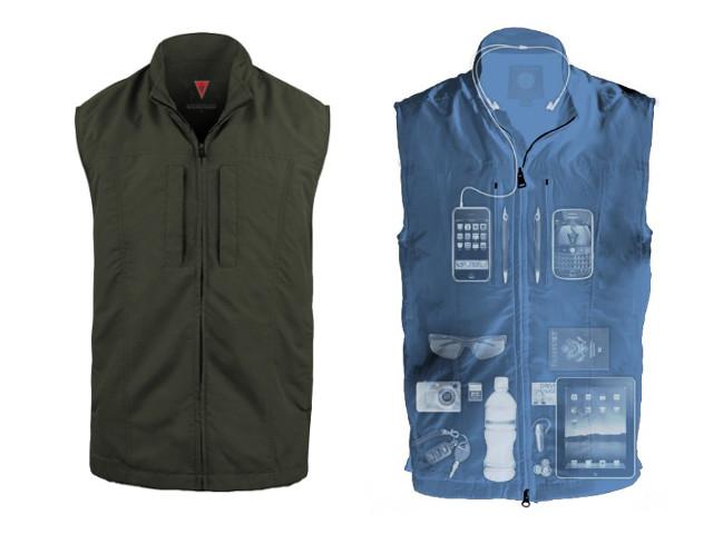 ScottEVest Travel Vest