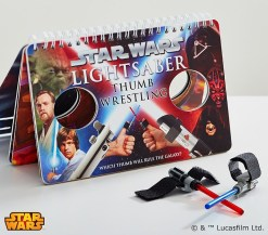 Star Wars Lightsaber Thumb Wrestling 2