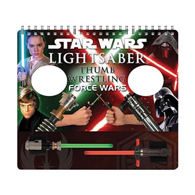 Star Wars Lightsaber Thumb Wrestling 5