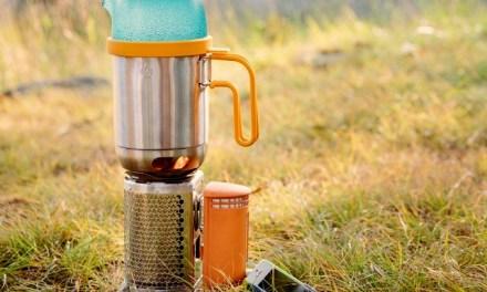 BioLite KettlePot Space Saving Camping Cookware