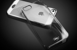 Claro iSkin Clear Case for iPhone 5/5s