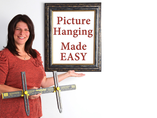 Hang It Perfect Picture Hanger Tool Getdatgadget