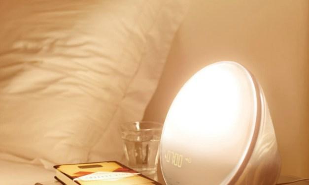Philips Wake-Up Light: Wake up to a Beautiful Sunrise