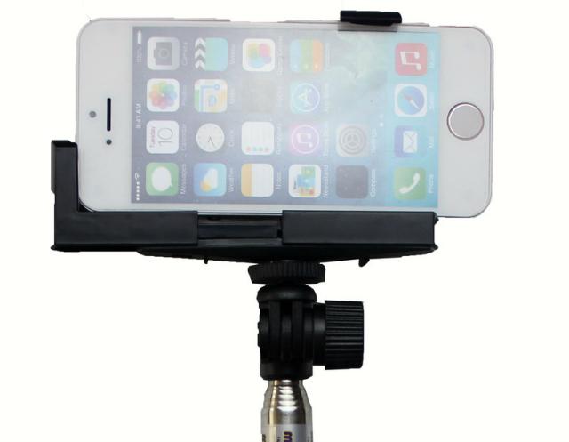 extendable handheld selfie stick getdatgadget. Black Bedroom Furniture Sets. Home Design Ideas