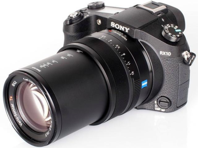 Sony DSC RX10 Digital Still Camera