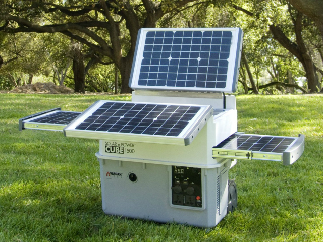 Wagan Solar ePower Cube 1500