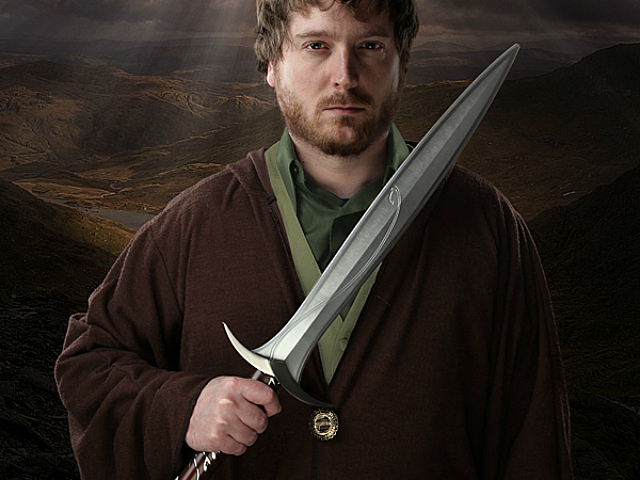 Hobbit Sting FX Sword