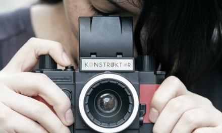 Lomography Konstruktor DIY 35mm Camera Kit
