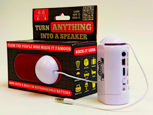 OrigAudio Rock-It Vibration Speaker System