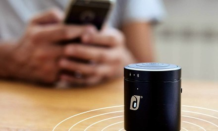 Vibration Speaker System Turns Anything into a Speaker