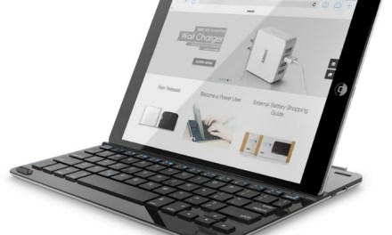 Anker TC930 Keyboard Case is the Budget Alternative for Logitech Ultrathin Keyboard