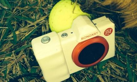 Bonzart Lit Camera Offers Lo-Fi Fun for Lomo Fans
