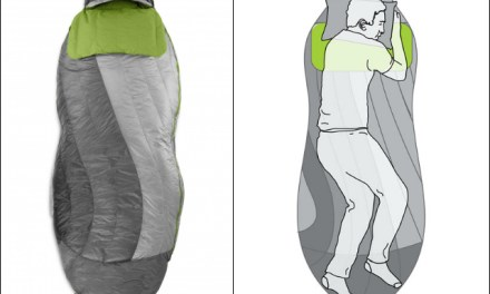 Nemo Nocturne Sleeping Bag Matches the Way You Sleep