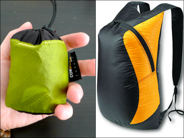 Sea to Summit Ultra-Sil Day Pack – Fits on a Keychain