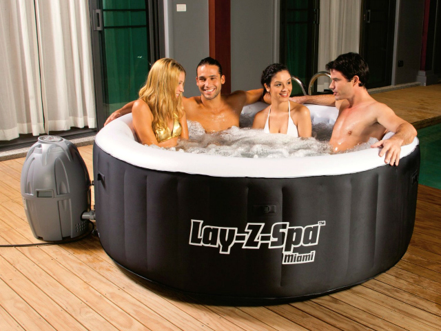 Bestway Lay Z Spa Miami – Now Everyone Can Spa