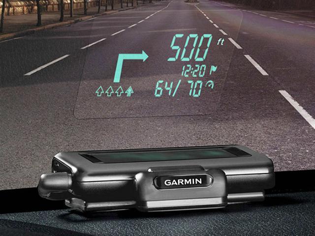 Garmin Head-Up Display