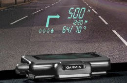Garmin Head-Up Display Makes Your Car Feel Like a Jet
