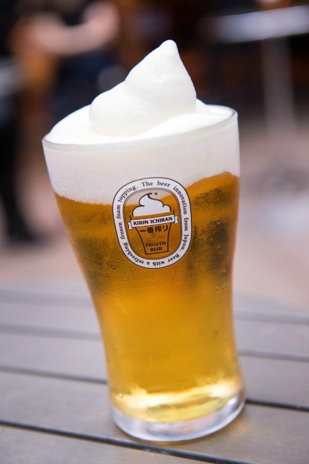 Kirin Frozen Beer Maker