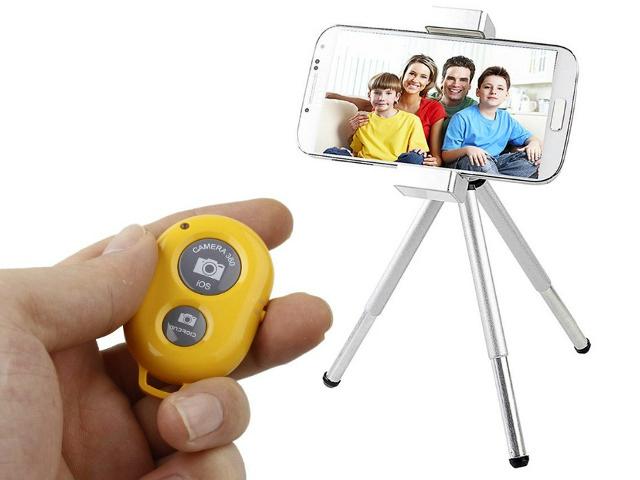 Kootek Bluetooth Remote Camera Shutter Release