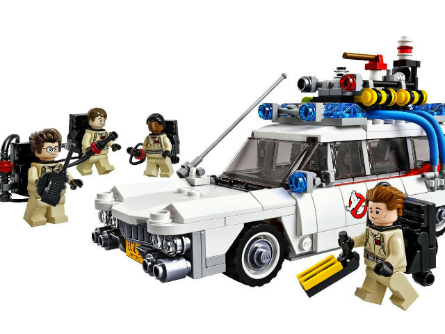 Who You Gonna Call? Lego Ghostbusters!