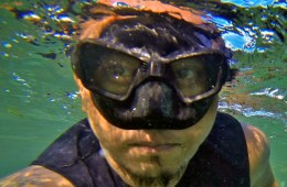 Omer Zero Cubed – The Batman Diving Mask