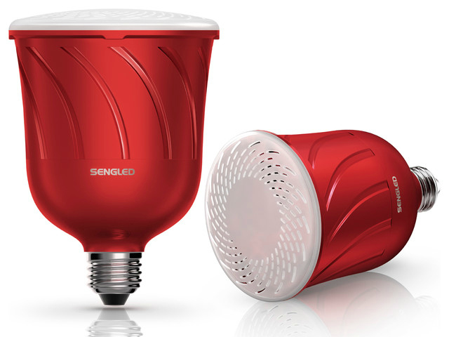 Pulse Smart Bulb with Wireless Bluetooth Speakers