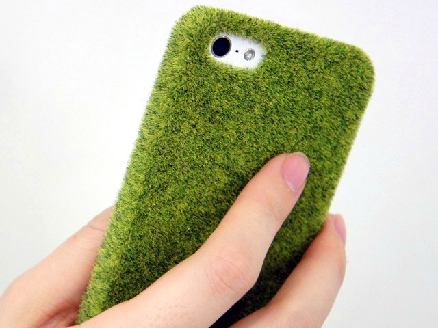 Shibaful iPhone Case Adds a Little Green to Your Pocket
