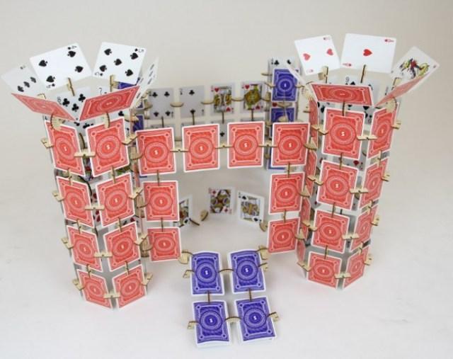 Skallops House of Cards