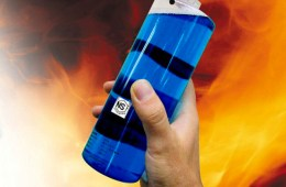 Throwable Fire Extinguisher – When You Rather Not Get Too Close