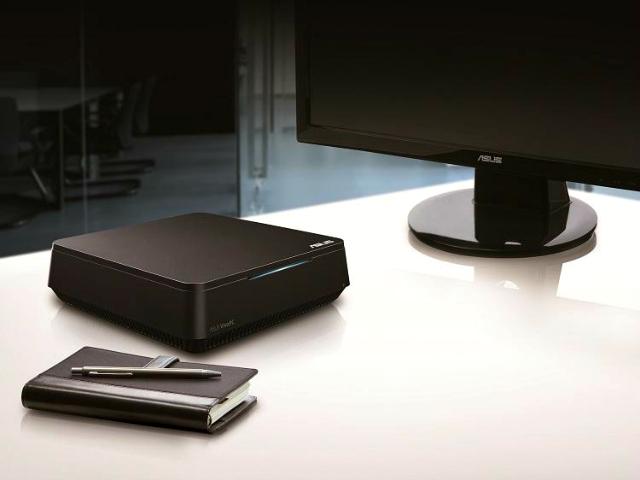 Asus VivoPC VC60 Desktop PC with a Tiny Footprint