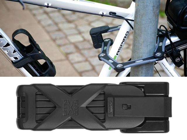 Bordo Granit X-Plus – Ultimate Bike Protection in Compact Form