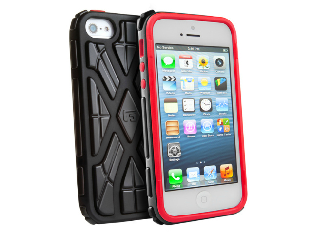G-Form XTREME X iPhone Case for Butterfingered Owners - GetdatGadget