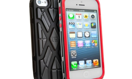 G-Form XTREME X iPhone Case for Butterfingered Owners