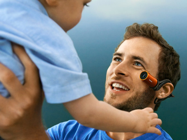Blog Your Life With The Panasonic HX-A100 Wearable Camcorder
