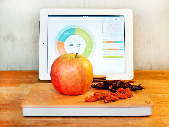 Prep Pad Smart Food Scale cum Nutritionist