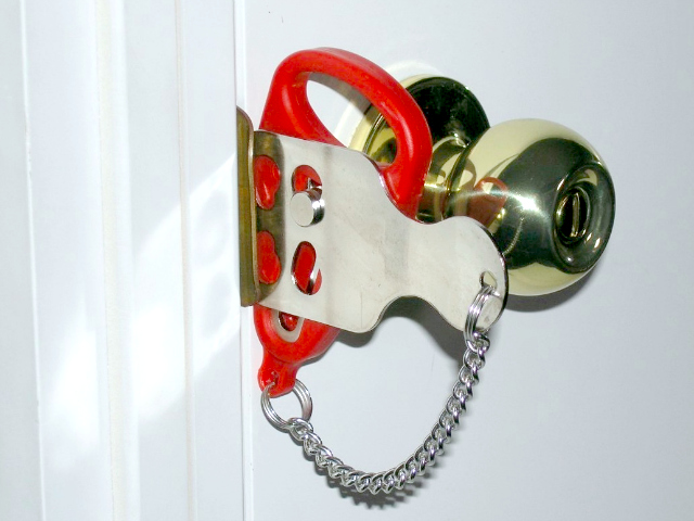 Addalock Adds Security to Virtually any Door