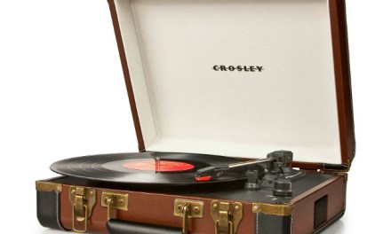 Crosley Executive USB Portable Turntable