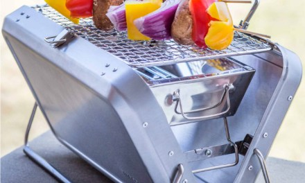 Crusader Portable Grill – Licensed to Grill