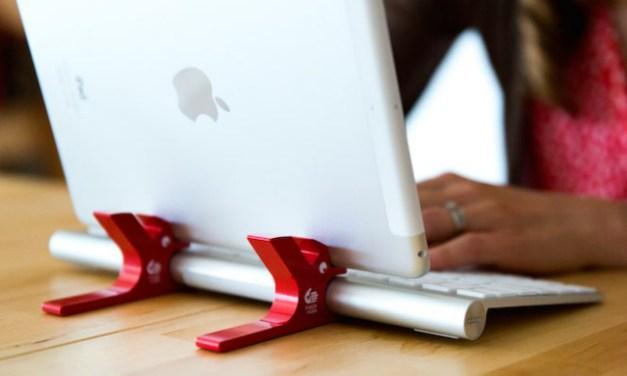 Dragon Device Holder – Perfect Companion to iPad Plus Apple BT Keyboard