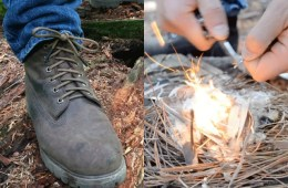 Flint Laces – Your Last Resort for Fire