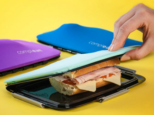 FoodSkin Flexible Lunchbox