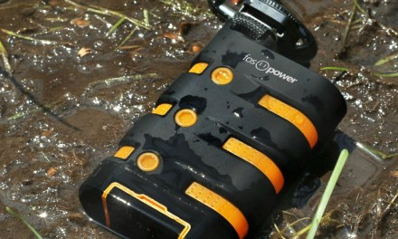 FosPower PowerActive 10200mAh Rugged Power Bank
