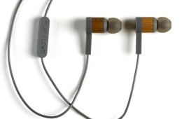 IEHP Wooden In-Ear Headphones Redefines Earbuds